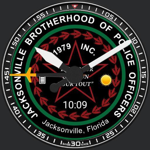 Jacksonville Brotherhood of Police