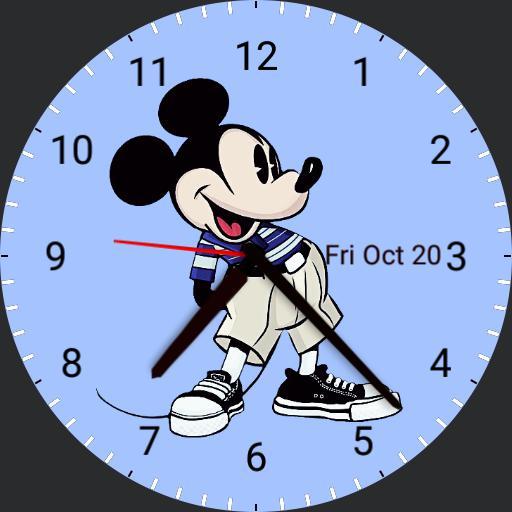Cholo Mickey Mouse