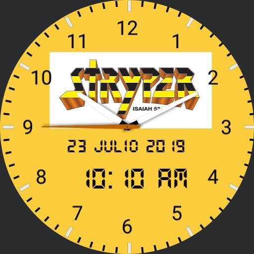 Stryper Logo