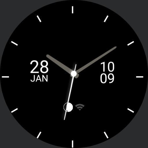 Alex Simple Watch