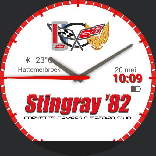 Stingray 82 Watch Copy