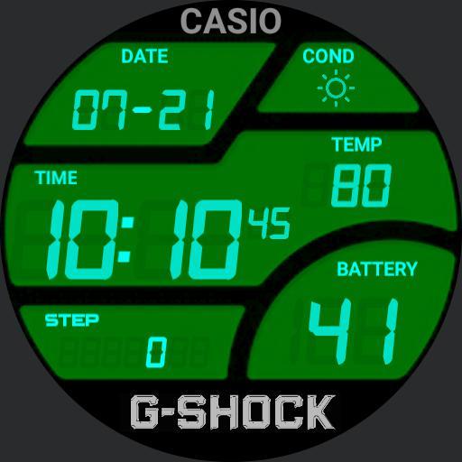 Csio G SHOCK