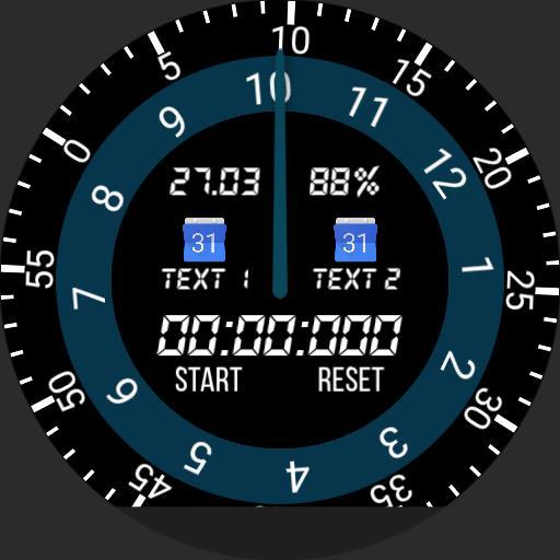Rotating Dials Plus
