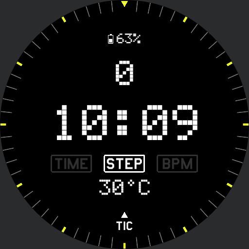 TicwatchE - Beta. anonymous.v04 - Black