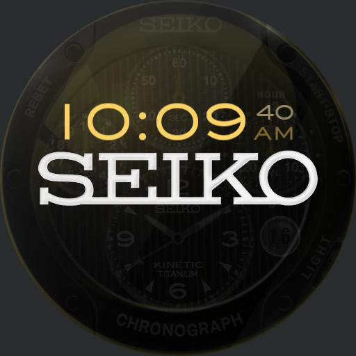 5IEKO Chronograph Kinetic Titanium