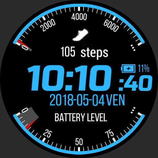 Samsung sport race