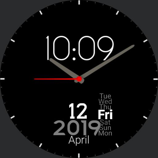 Very Simple Watch