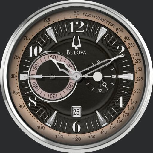 Bulova Adventurer Chronograph / 96B141
