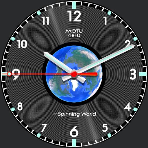 "MOTU4810 ""Spinning World"""