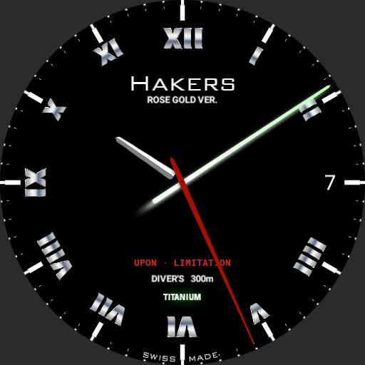 Hakers -    THE PIONEER Classic rose