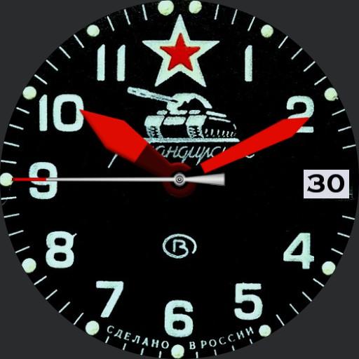 Diz Soviet Tank