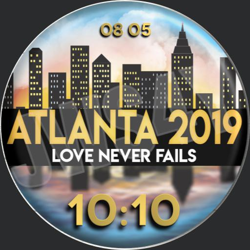 Atlanta Love Never Fails Convention