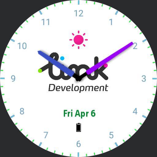 linkdev watch face