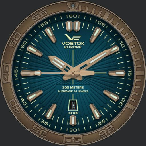 Vostok Rocket Bronze V1.2