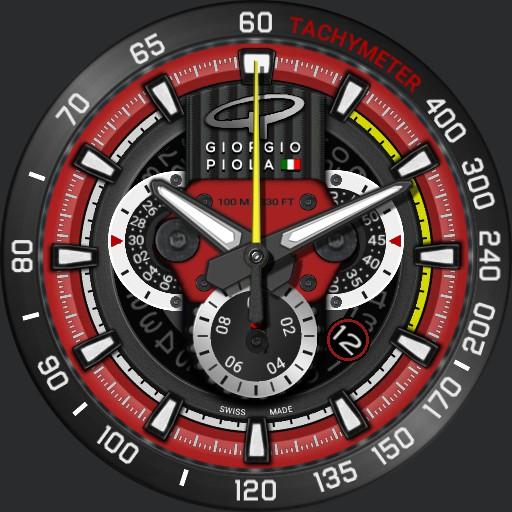 Orilama watch 143 Giorgio Piola