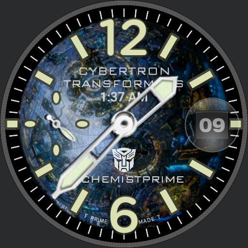 Cybertron Watch