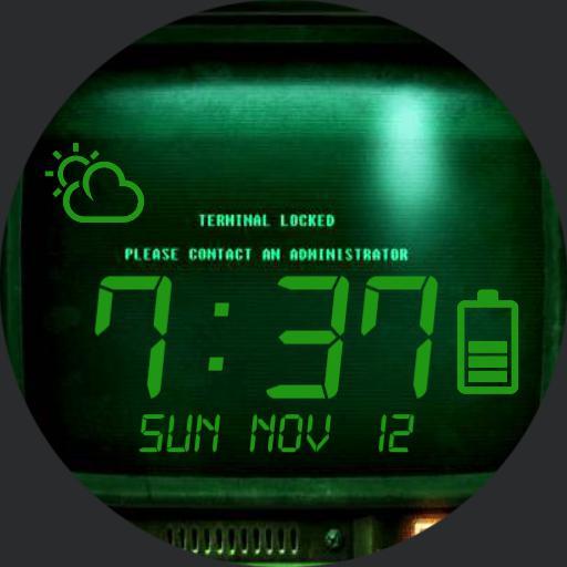 Terminal watch