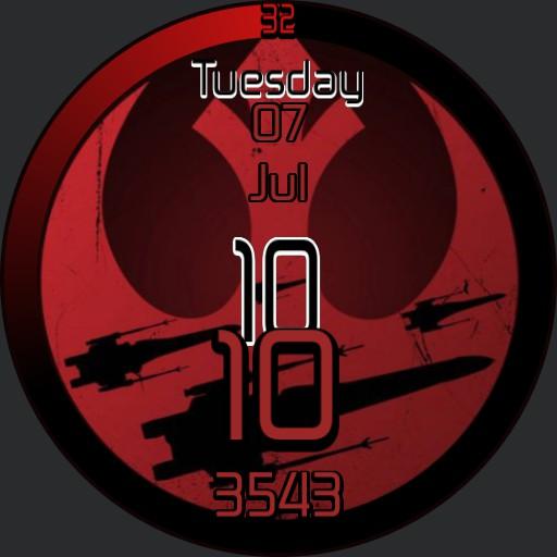 Star Wars Red