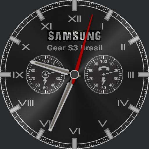 Samsung Gear S3 Brasil