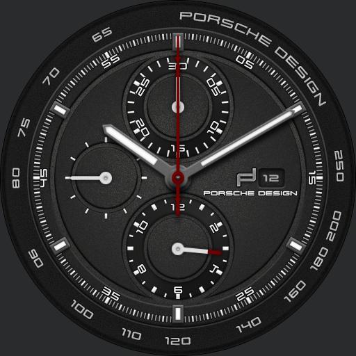 Porsche Design Chronotimer UC-C