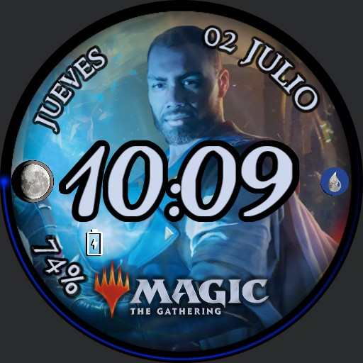 Magic Blue core 2021 v2