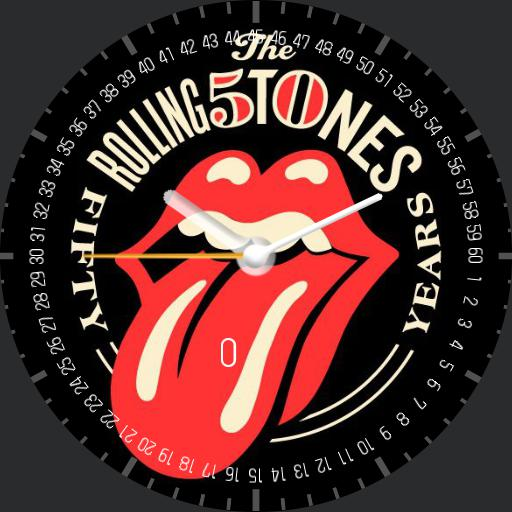 _The Rolling Stones 50y by gaugaugexi