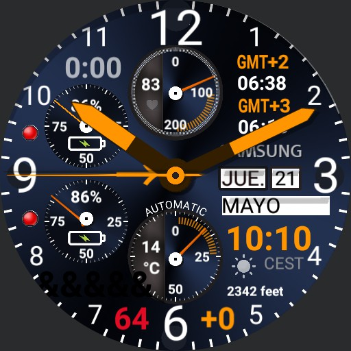 Complicated watch Apr20 TEST