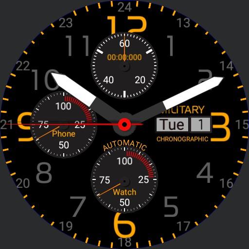 Military Field Watch Copy