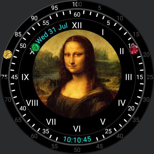 Art Watch Mona Lisa
