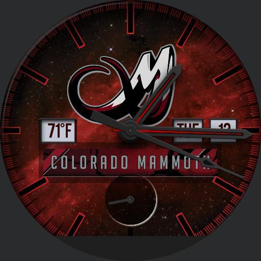 Colorado Mammoth