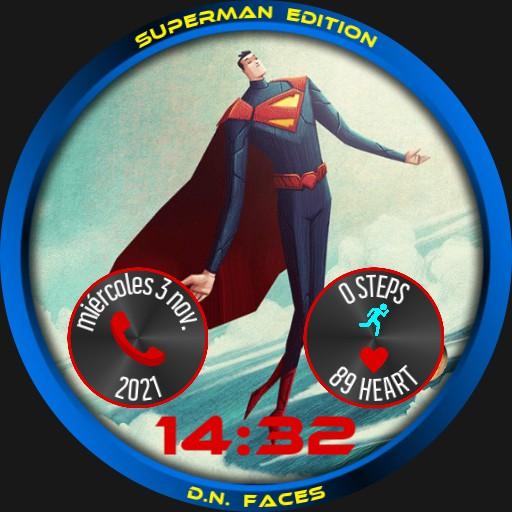 Superman Flyes