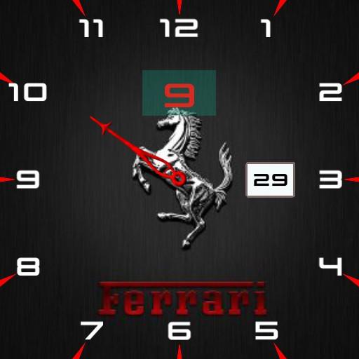 Watch Ferrari Square