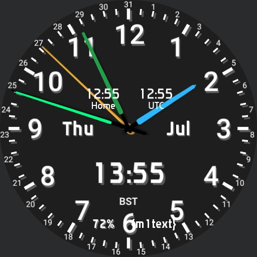 Local, UTC and Variable Timezone