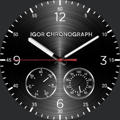 Simple Chronograph