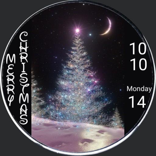 Merry Christmas Tree 2020
