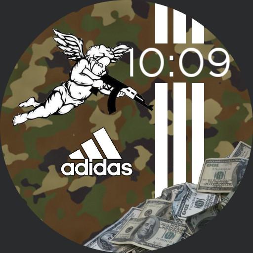Adidas Camo 12h Copy