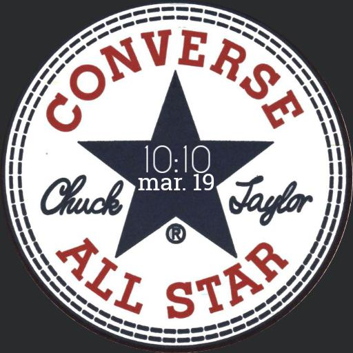 CONVERSE JACKET WATCH