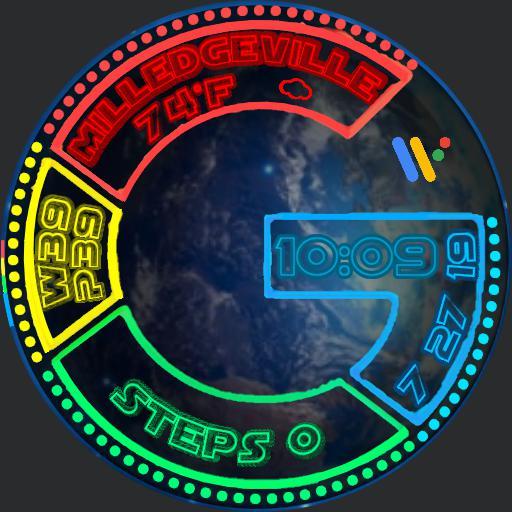 Hey Google V2 - Earth
