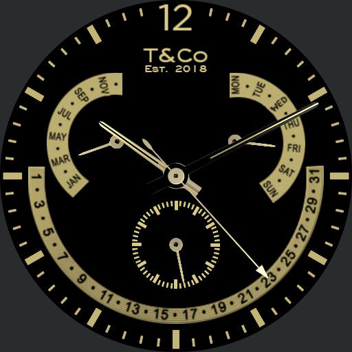 TCo PCC3010GBk - Classic Series