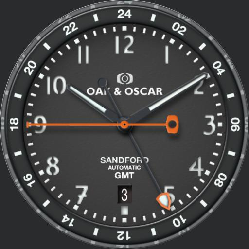Oak and Oscar Sandford GMT V3