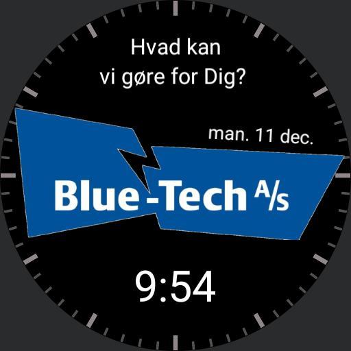 Blue-Tech A/S Black