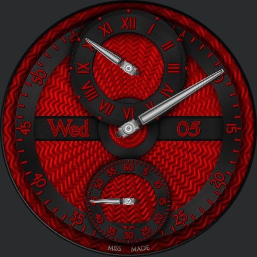 Khrono Twist Red Tippler JBKTRR080720