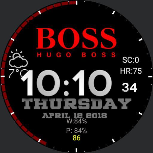Hugo Boss Digital By Nesar.A