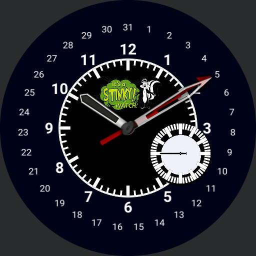 Stinky Watch 007