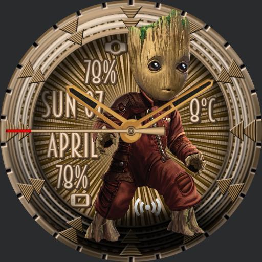 Baby Groot 18 JBBG180319