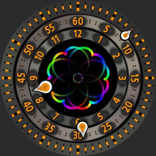 Kaleidoscope Fader.