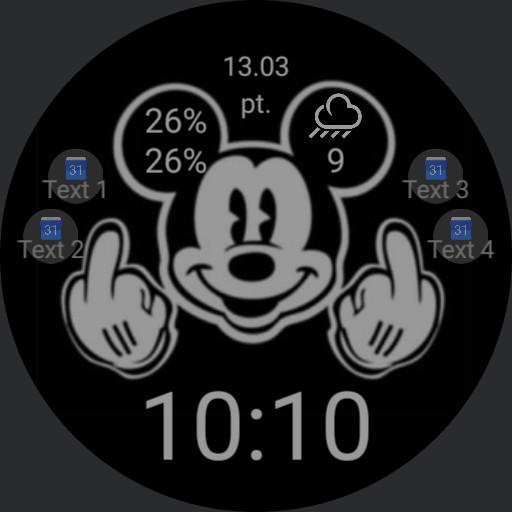 Miki Mouse