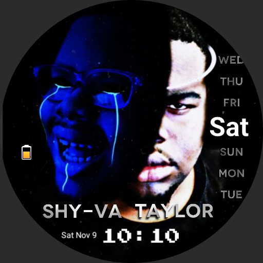 Shy-va Taylor watch