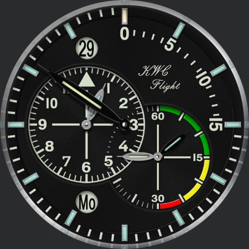 Flight Tritium Pilot 2