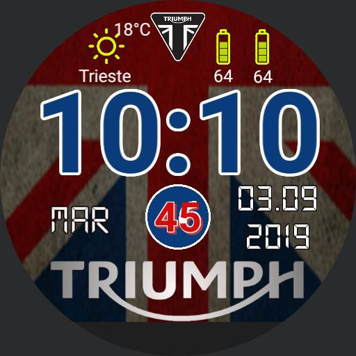Triumph Ingo DjX
